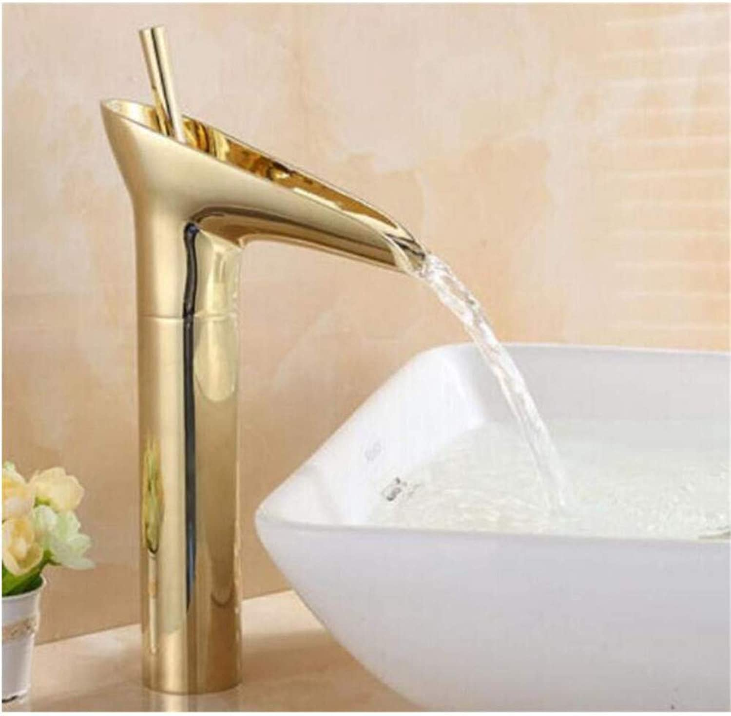 Brass Wall Faucet Chrome Brass Faucet Faucet Dual Handle in-Wall Tub Sink Mixer Taps Chrome Finished