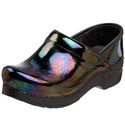 top 10 dansko nurse shoes Dansko Women Professional Gasoline Clogs 7.5-8m in USA