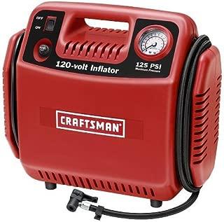 Best craftsman portable air compressor 120v Reviews