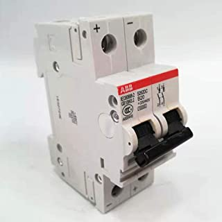 Bibos Breakers 220/440V 2 Poles Circuit Breaker, Double-Pole Homeline Circuit Interrupter, ABB S262DC-B20 S262DC-C20 S262D...