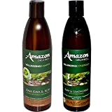 Amazon Botanicals Volumizing Shampoo and Conditioner Bundle