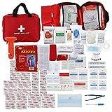 SZMYLED 234 unids/set SOS emergencia camping equipo supervivencia pequeño kit de primeros auxilios portátil viaje medicina bolsa como se muestra