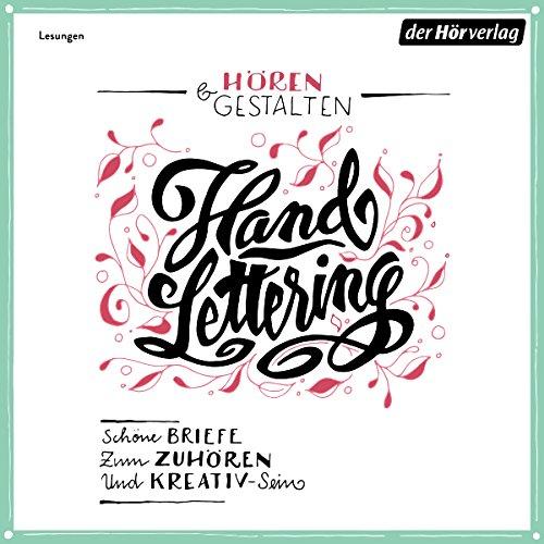 Hören & Gestalten - Handlettering audiobook cover art