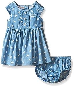 Calvin Klein Baby Girls' Butterfly P...