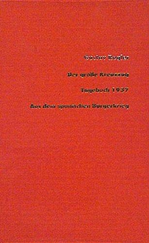 Werkausgabe.: Werke, 15 Bde., Bd.4, Der große Kreuzzug (Stroemfeld /Roter Stern)