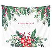 Multifunctional Background Cloth クリスマスタペストリーの装飾寮の部屋の背景布130cm * 150cm Professional Photography Props (Color : B, Size : One size)