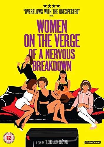 Women on the Verge of a Nervous Breakdown (1988) ( Mujeres al borde de un ataque de nervios )