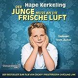 Der Junge muss an die frische Luft: Meine Kindheit und ich : 8 CDs - Hape Kerkeling