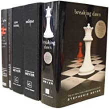 Twilight Saga Special Ed Collection Stephenie Meyer 5 Books Collector Set (The Short Second Life of Bree Tanner, Twilight Saga: The Official Illustrated Guide, New Moon, Eclipse, Breaking Dawn)