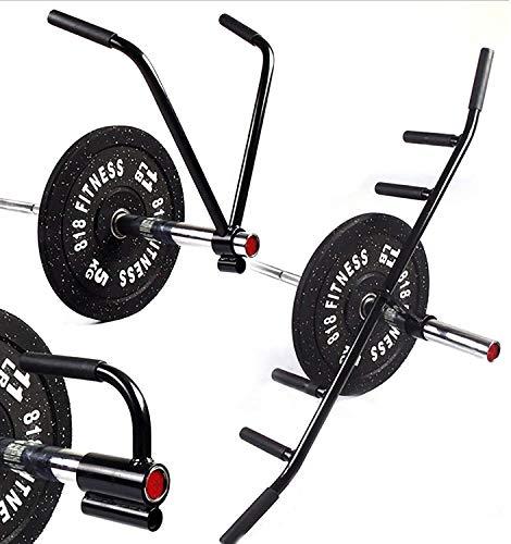 LOXZJYG Einzelner Armgriff, V-bar, Multi-Grip-T-Bar, passend für 1-Zoll-Standard- und 2-Zoll-Olympia-Bars für Terrecht-Squat-TRICEP-Übungen (Größe : C)