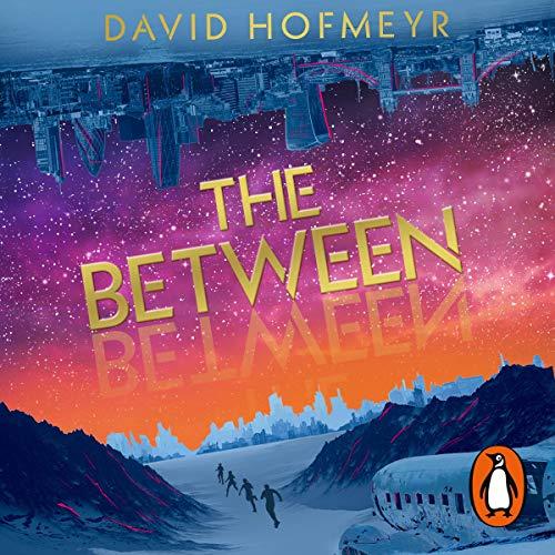 The Between audiobook cover art