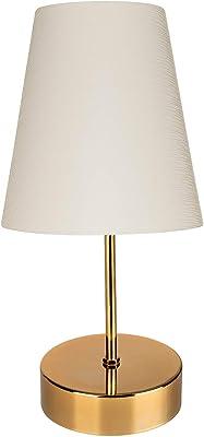 Homemania Lampe de Table, 100% métal, Noir