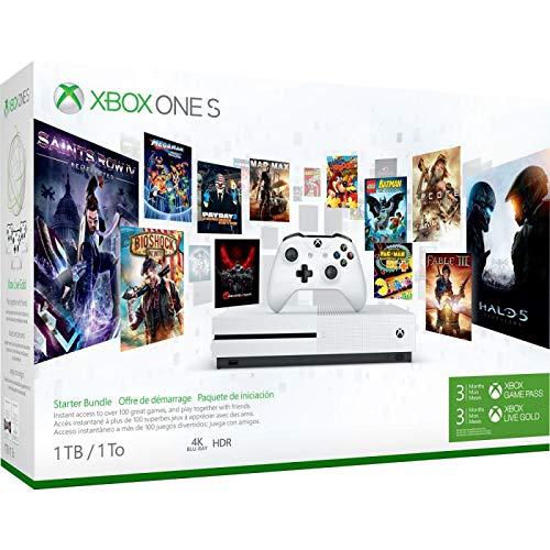 Microsoft Xbox One S - Consola 1 TB
