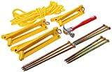 THE CLAW C-100 Aircraft Anchoring System, 14-Piece