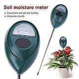 土壌測定器植物花テストツールメーター検出器土壌水分センサーメーター土壌水分モニター比重計園芸用農業電池不要