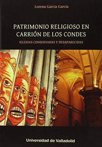 Patrimonio religioso en Carrión de los Condes