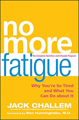 No More Fatigue: Why You're So Tired and What You Can Do About It