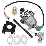 Harbot Carburetor for Wen Power Pro 56551 56680 56682 5500 6800 7000E 9000E R390...