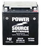 PowerSource 01-366 WPX30L-BS Battery