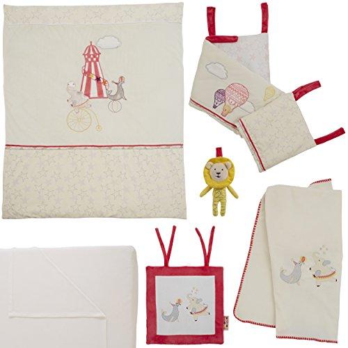 Tutti Bambini Helter Skelter–Ropa de cama Bundle (7)