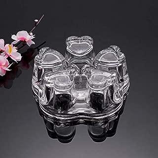 Glass Teapot Warmer High Heat Resistant Borosilicate Teapot Warmer