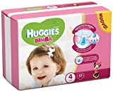 Huggies - Bimba - Pañales - Talla 4 (7-18 kg) - 17 pañales