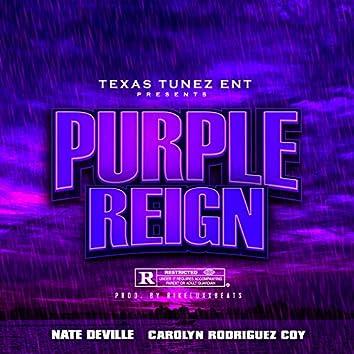 Purple Reign (feat. Carolyn Rodriguez Coy)