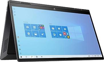 "HP Envy x360 2-in-1 2021 Premium 15.6"" FHD Touch Screen Laptop, 6 Core AMD Ryzen 5-4500U 2.3GHz, 8GB RAM, 256GB SSD, AMD R..."