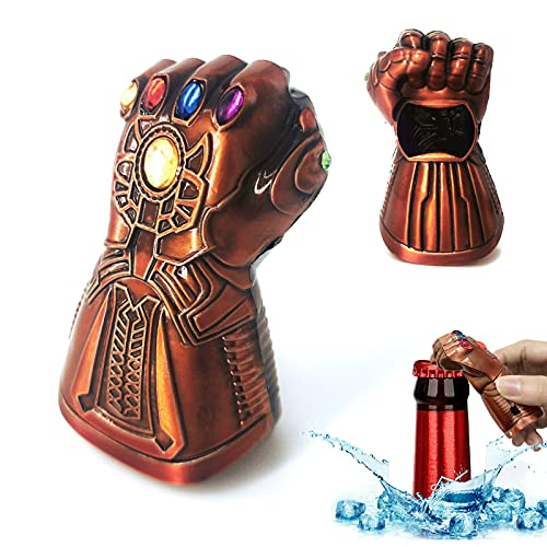 Beer Bottle Opener, Thanos Glove Bottle Opener, Marvel The Avengers 4:...