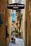 Carnet de Voyage Malte: Journal de Voyage Ligné | 106 pages, 15,24 cm x 22,86 cm | Pour vous accompagner durant votre séjour