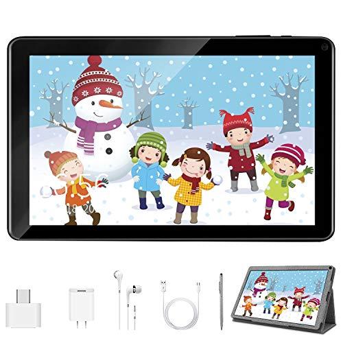 Tablet PC 4G LTE, Kinder Tablet 9 Zoll IPS-Bildschirm, Android 9.0 Pie, Quad-Core, 3 GB RAM 32 GB ROM, 6000 mAh, Kindersicherung, Wechselmodus für Erwachsene und Kinder, Bluetooth, WiFi Tablets