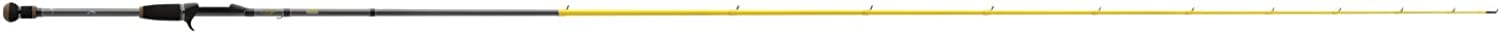 Eagle Claw Skeet Reese Victory Pro Carbon SKT Casting Swimbait Rod, 7Feet 6Inch