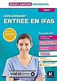 Réussite Admission - Aide-soignant - Entrée en IFAS - 2022