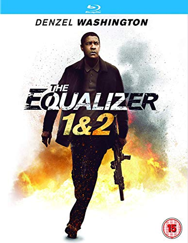 The Equalizer 2 / Equalizer - Set [Reino Unido] [Blu-ray]