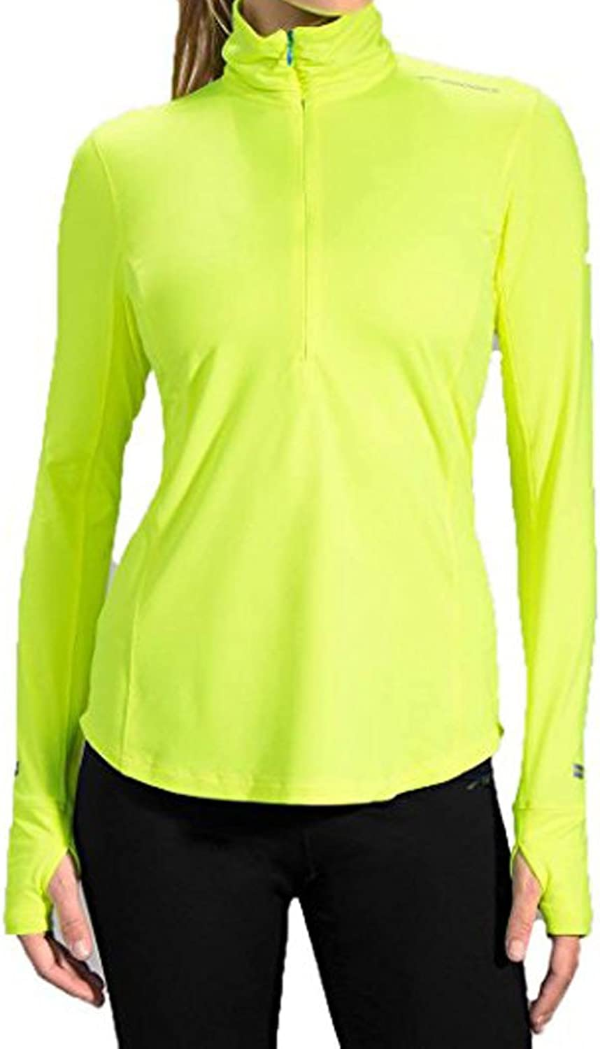 Brooks Dash Women's 1 2 Zip Running Top  Large