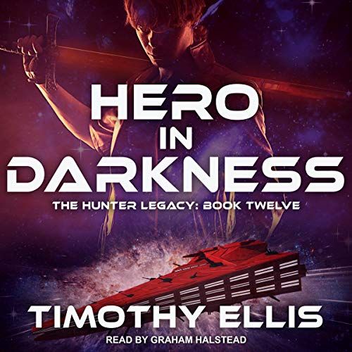 Hero in Darkness  By  cover art