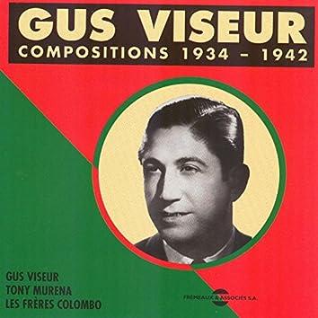 Gus Viseur 1934-1942 Compositions