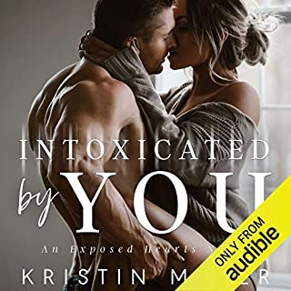Intoxicated by You audiobook cover art