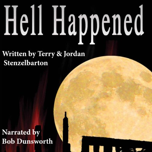 Hell Happened audiobook cover art