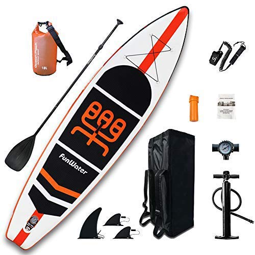 FunWater Inflatable Stand Up Paddle Boards 11'×33