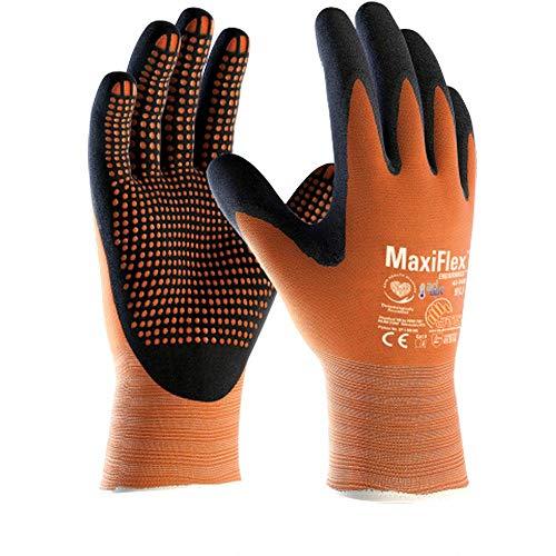 Handschuhe maxiflex endurance atmungsaktiv gepunktet TG.8 42-848 AD-APT Base ATG
