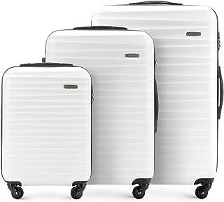 WITTCHEN Luggage Set, White (Weiß), 77 centimeters