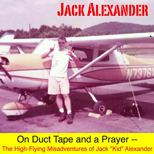 On Duct Tape and a Prayer audiobook cover art