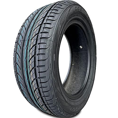 Premiorri Solazo Summer Performance Radial Tire-205/55R16 205/55/16 205/55-16 91V Load Range SL 4-Ply BSW Black Side Wall