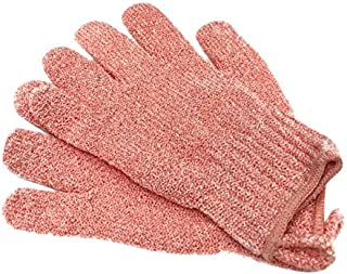 The Body Shop Bath Gloves With Loop, Pink