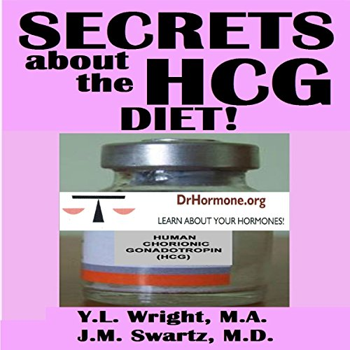 Secrets About the HCG Diet audiobook cover art