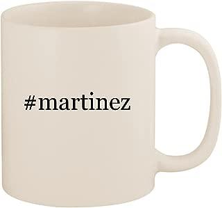 #martinez - 11oz Ceramic Coffee Mug Cup, White