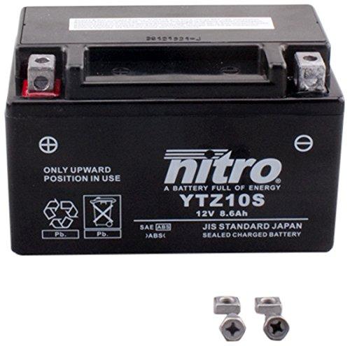 Nitro YTZ10S -N- Batería