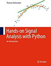 Hands-on Signal Analysis with Python: An Introduction (English Edition)