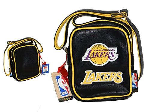 NBA mini tracolla verticale Los Angeles Lakers